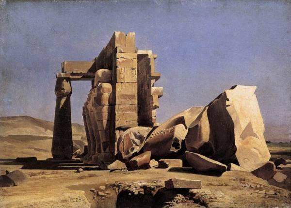 Gabriel Egyptian Temple